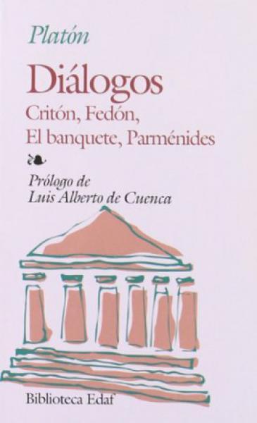 DIALOGOS (CRITON,FEDON,EL BANQUETE...)
