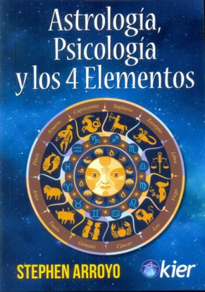 ASTROLOGIA PSICOLOGIA Y LOS 4 ELEMENTOS
