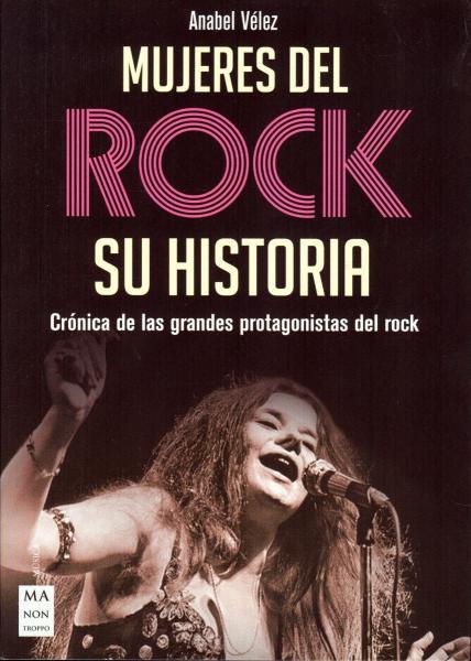 MUJERES DEL ROCK SU HISTORIA