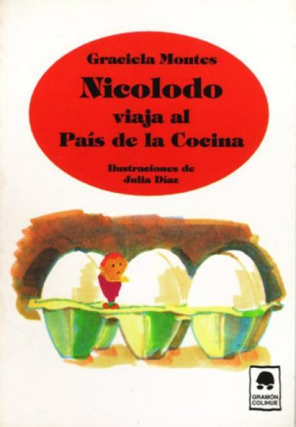 NICOLODO VIAJA AL PAIS DE LA COCINA
