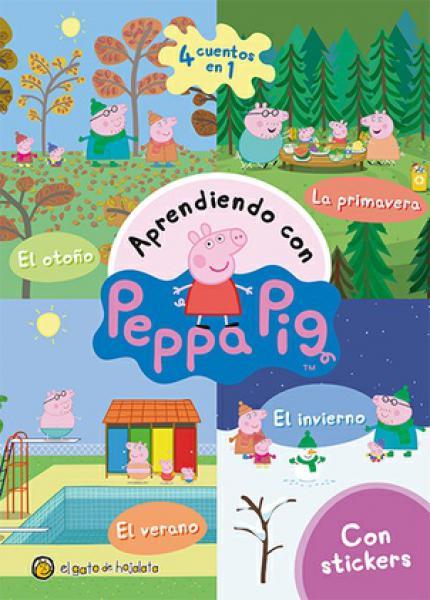 EL PEPPA PIG - EL OTOÐO INVIERNO, LA PR
