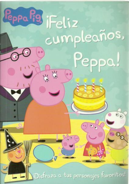 PEPPA PIG - FELIZ CUMPLEAÑOS PEPPA