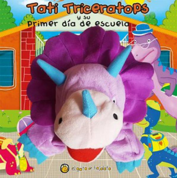 TATI TRICERATOPS - TITIRITEROS