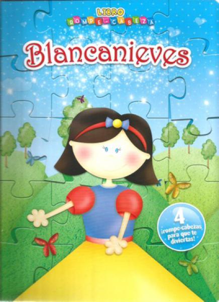 BLANCANIEVES ROMPECABEZAS DE CARTON