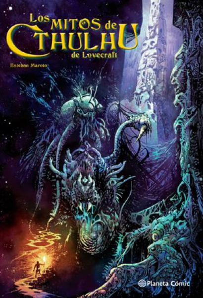 LOS MITOS DE CTHULHU DE LOVECRAFT(COMIC)
