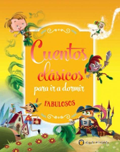 CUENTOS CLASICOS PARA IR A DORMIR FABULO
