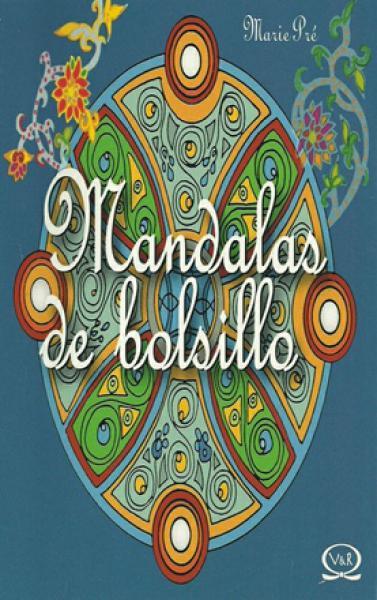 MANDALAS DE BOLSILLO - AZUL