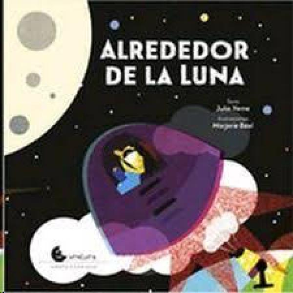 ALREDEDOR DE LA LUNA (INFANTIL)