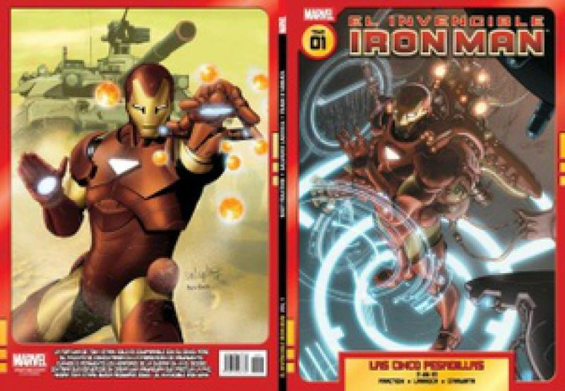 COLECCION IRON MAN ( 6 TOMOS )
