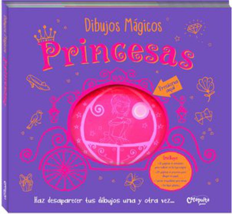 DIBUJOS MAGICOS PRINCESAS