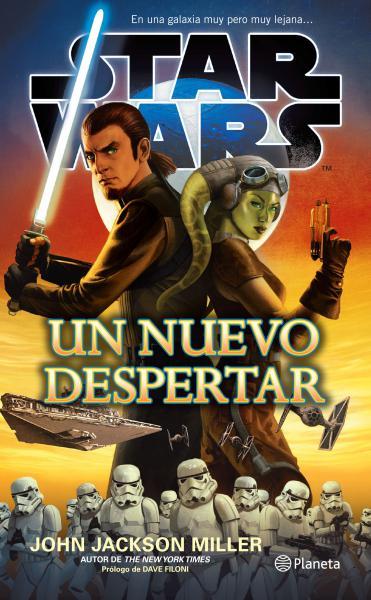 STAR WARS UN NUEVO DESPERTAR