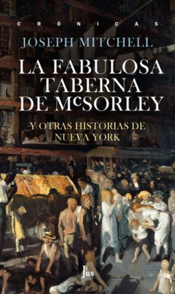 LA FABULOSA TABERNA DE MCSORLEY