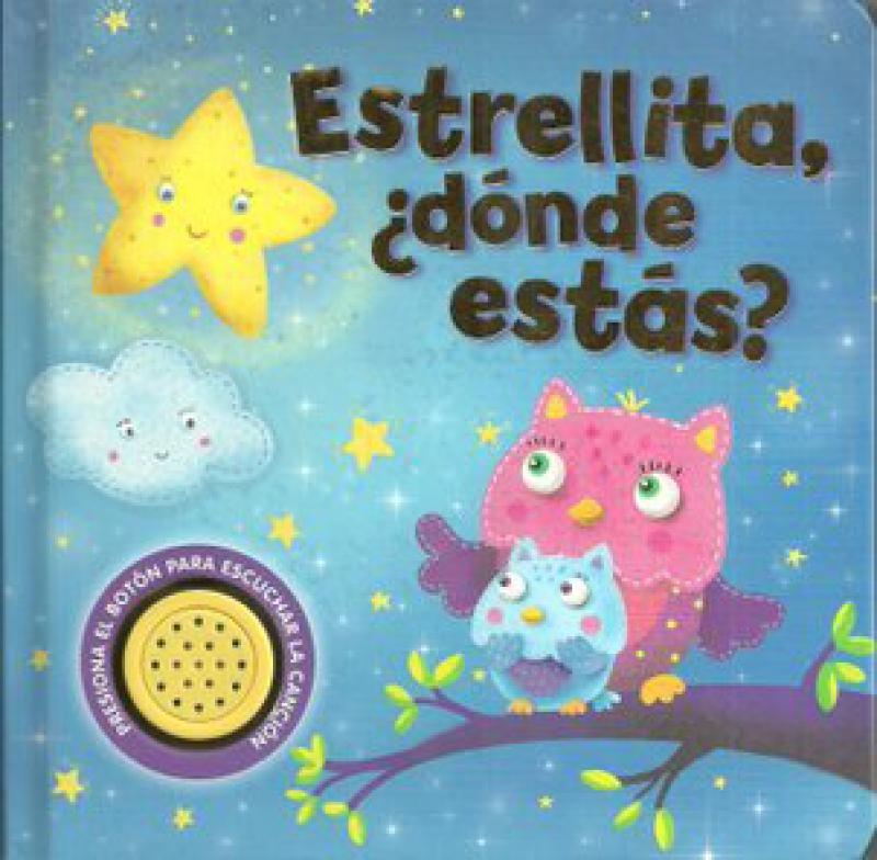 ESTRELLITA DONDE ESTAS T/D C/ SONIDO