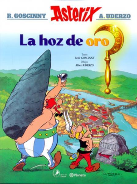ASTERIX 2 - LA HOZ DE ORO