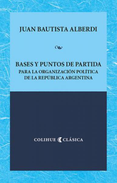 BASES Y PUNTOS DE PARTIDA PARA LA ORGANI