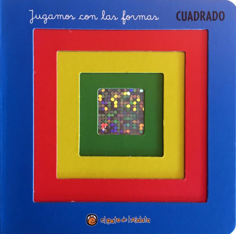 JUGAMOS CON LAS FORMAS CUADRADO