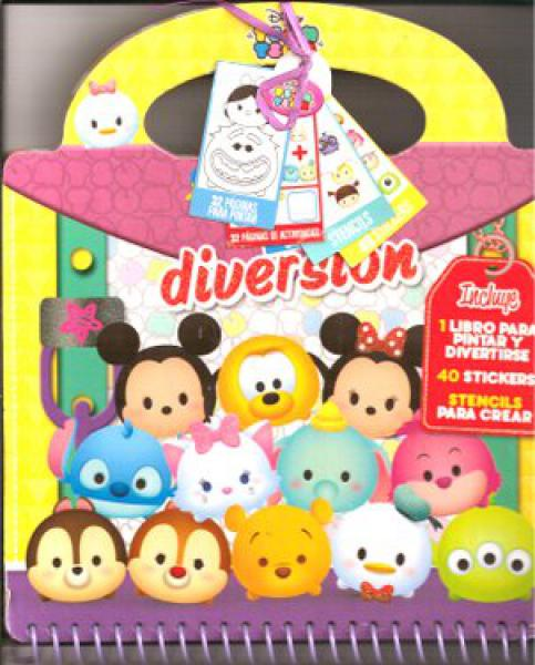SET DE DIVERSION - DISNEY TSUM TSUM