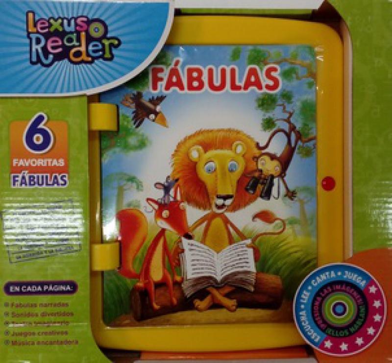 LEXUS READER - FABULAS