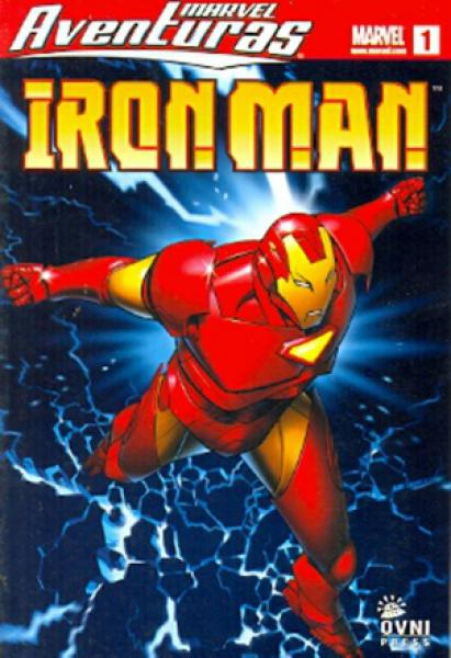 IRON MAN I - AVENTURAS MARVEL