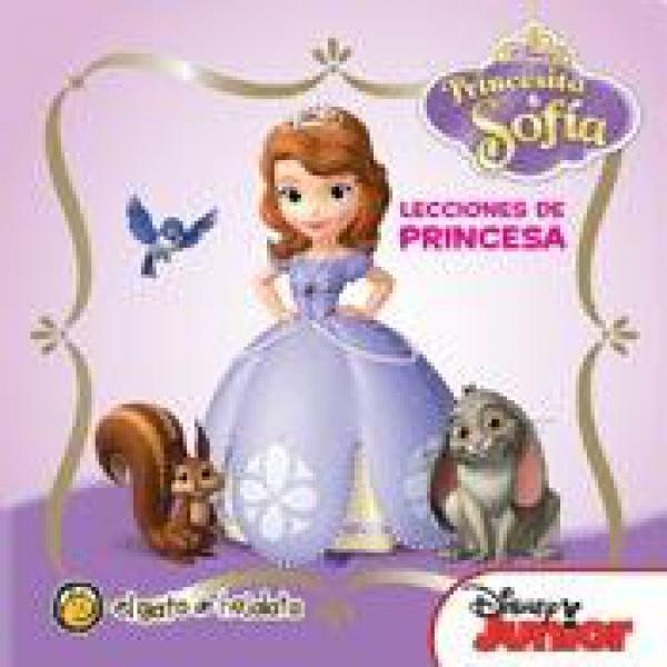 PRINCESITA SOFIA LECCIONES DE PRINCESA