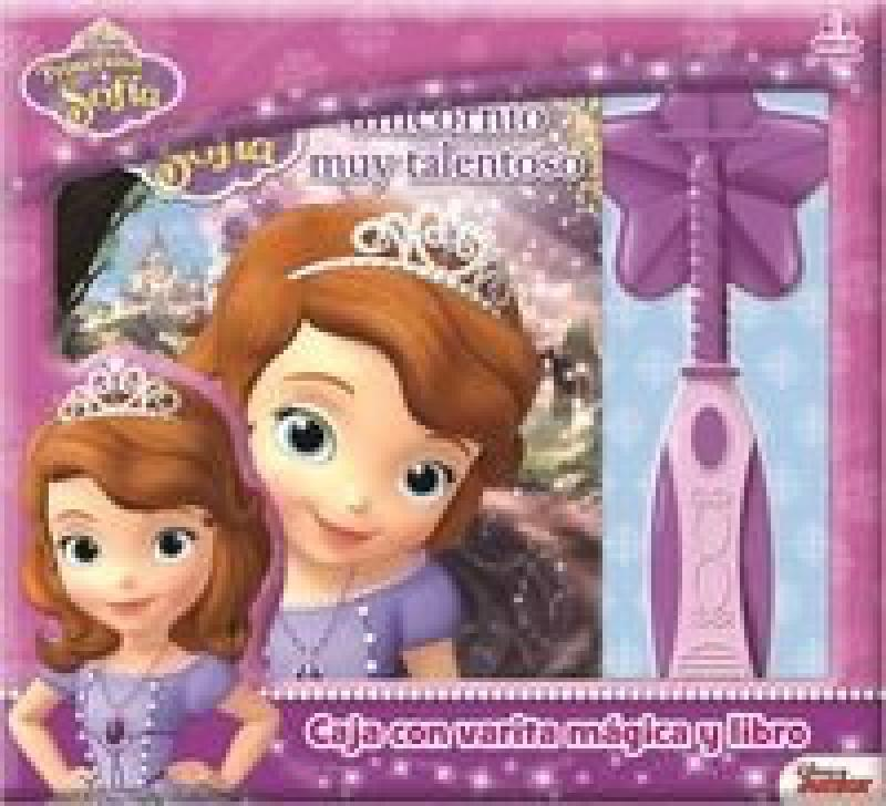 PRINCESITA SOFIA - CAJA CON VARITA MAGIC