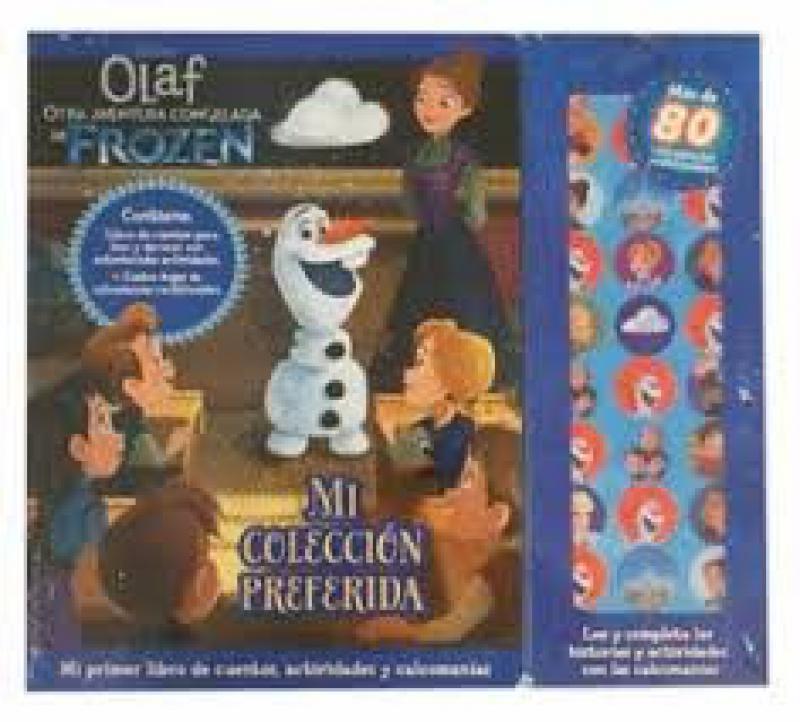 OLAF FROZEN - MI COLECCION PREFERIDO