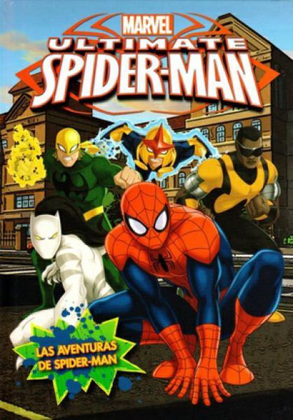 SPIDER-MAN AVENTRURAS DE SPIDER-MAN