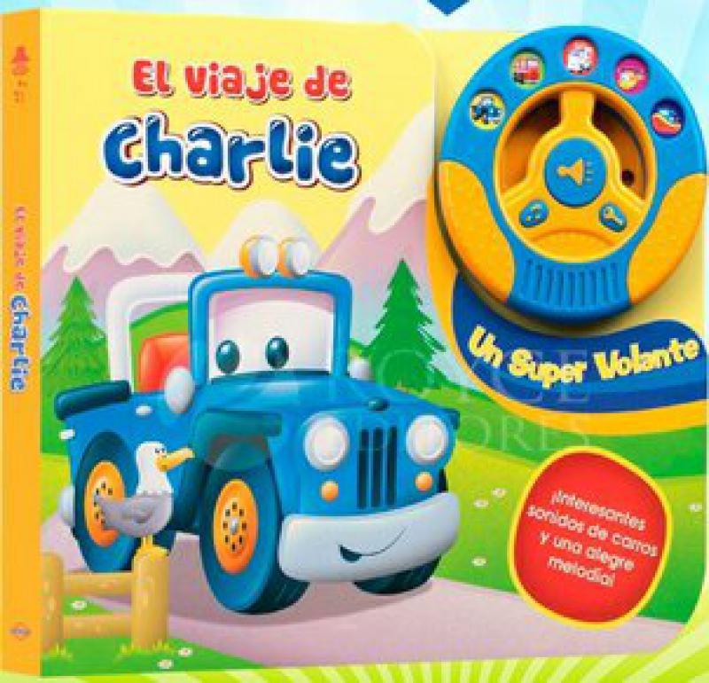 EL VIAJE DE CHARLIE