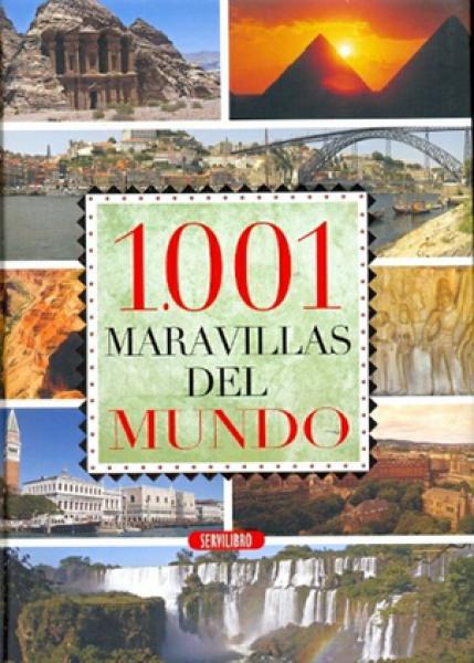 1001 MARAVILLAS DEL MUNDO