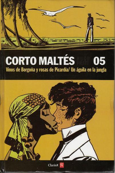 CORTO MALTES 5 - VINOS DE BORGOÑA Y ROSA