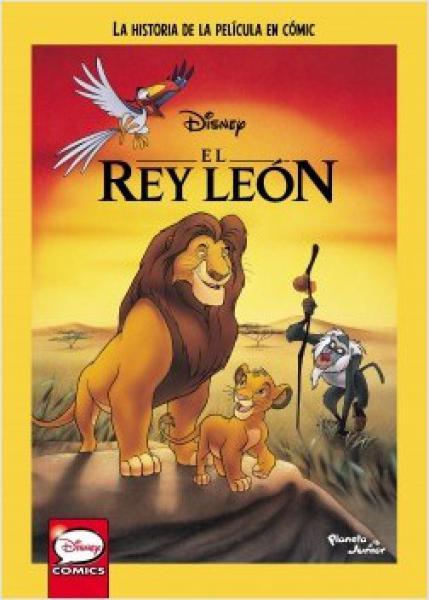EL REY LEON (COMIC)