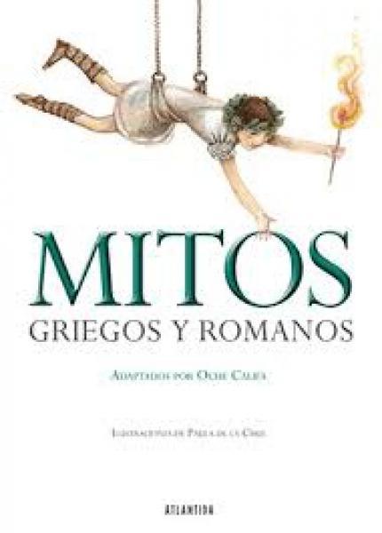 MITOS GRIEGOS Y ROMANOS