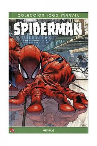 SPIDERMAN - 100\% MARVEL