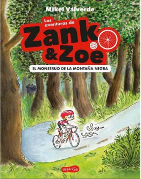 LAS AVENTURAS DE ZANK & ZOE I