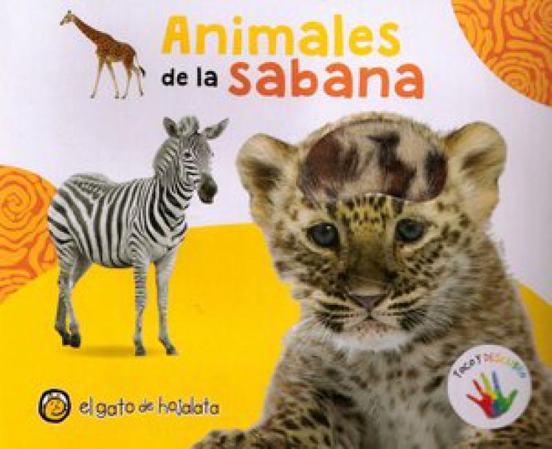 ANIMALES DE LA SABANA TOCO Y DESCUBRO