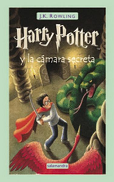 HARRY POTTER 2 - LA CAMARA SECRETA