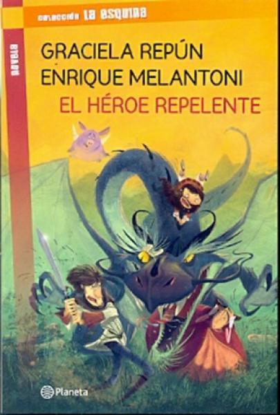 EL HEROE REPELENTE