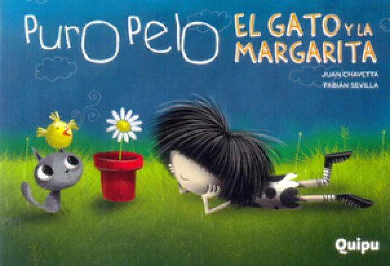 PURO PELO - EL GATO Y LA MARGARITA