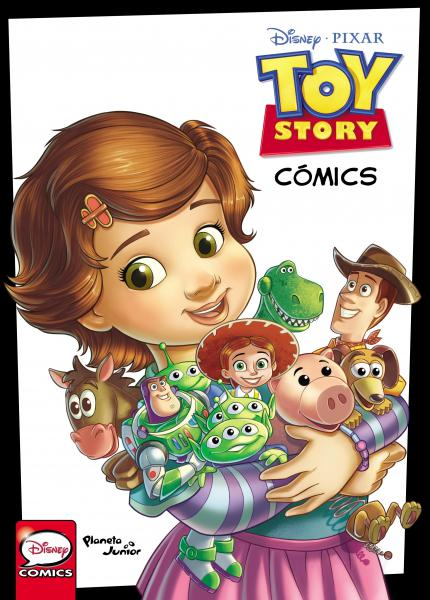 TOY STORY (EL COMIC)