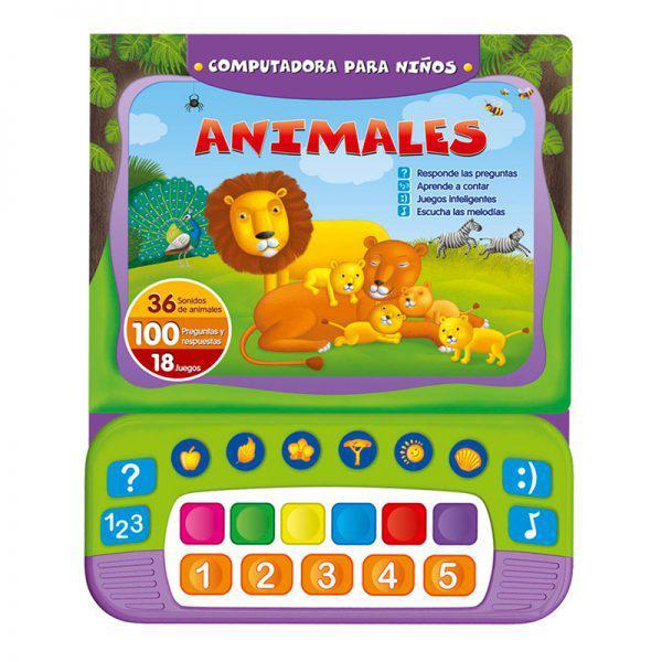 ANIMALES - COMPUTADORA PARA NIÑOS