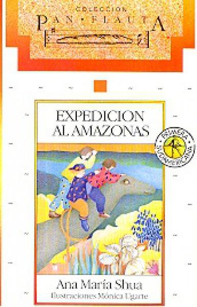 EXPEDICION AL AMAZONAS