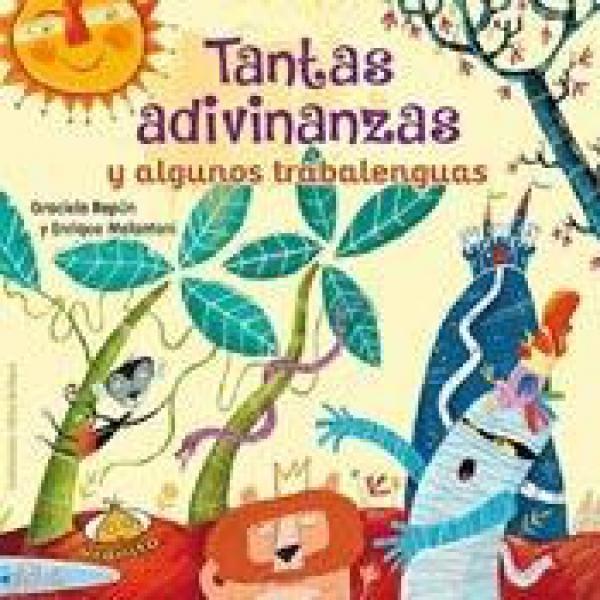 TANTAS ADINANZAS Y ALGUNOS TRABALENGUAS