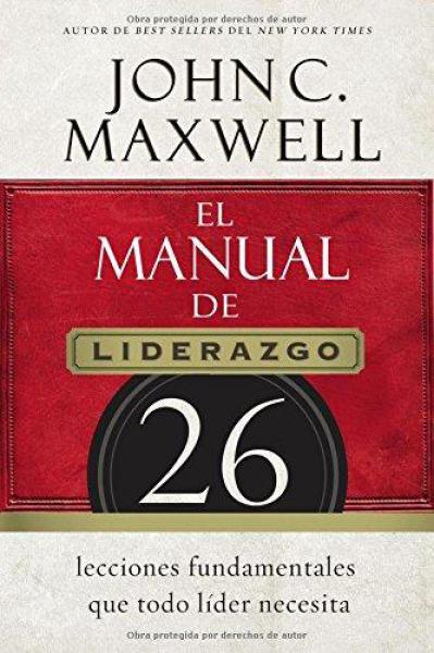 EL MANUAL DEL LIDERAZGO 26