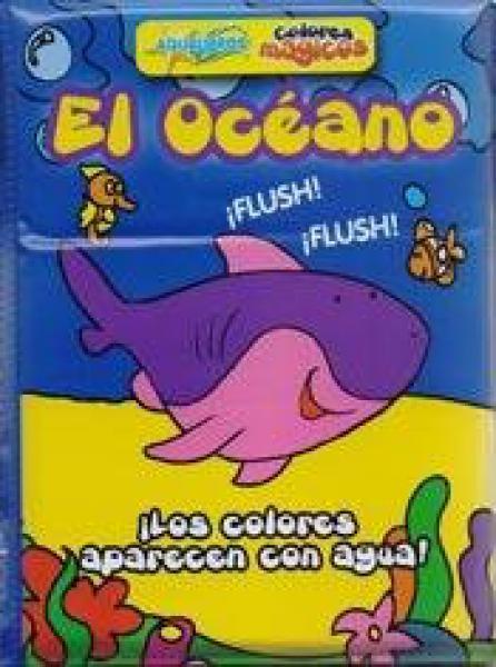 EL OCEANO COLORES MAGICOS
