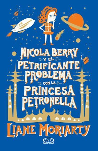 NICOLA BERRY Y EL PETRIFICANTE PROBLEMA