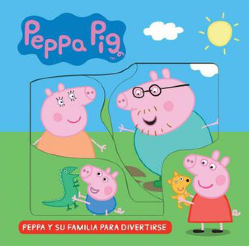 PEPPA PIG PEPPA Y SU FAMILIA PARA DIVERT