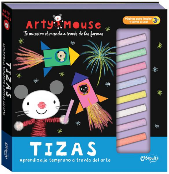 ARTY MOUSE TIZAS
