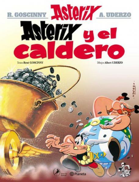 ASTERIX 13 - Y EL CALDERO