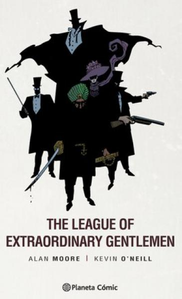 LEAGUE OF EXTRAORDINARY GENTLEMEN 1,THE
