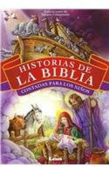 HISTORIAS DE LA BIBLIA CONTADAS P/NIÑOS